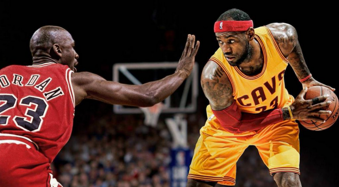 Could Prime Michael Jordan Have Defeated The Golden State Warriors In LeBron's Place?