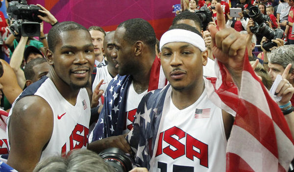 Season of Kevin & Carmelo