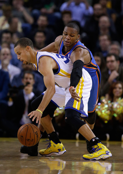Russell+Westbrook+Stephen+Curry+Oklahoma+City+ScsKl_48RiGl