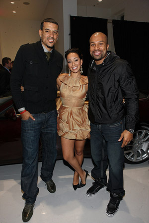 Matt Barnes Charity Event Hosted by Maserati of Manhattan