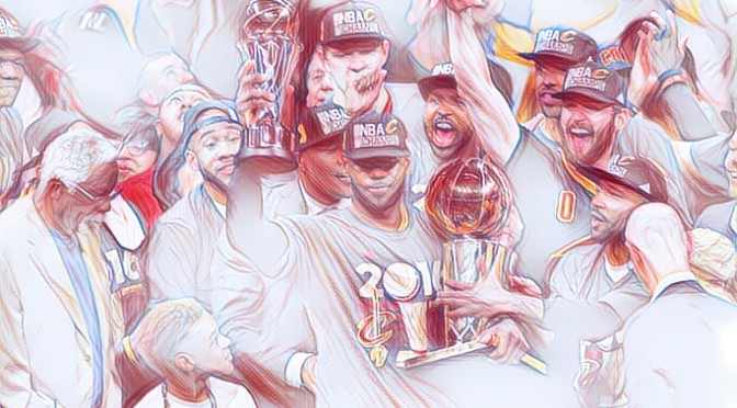 King of the Ring: LeBron, the Cavs, and a Look Around the League