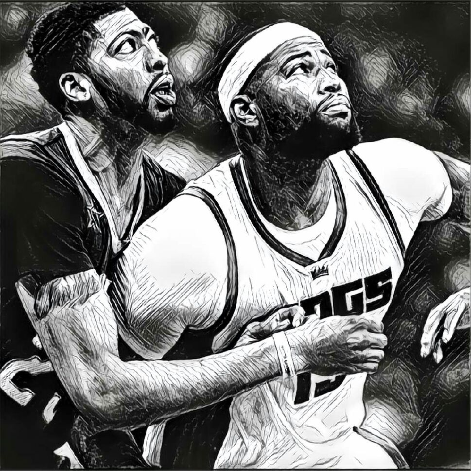 Twin Towers Demarcus Cousins Anthony Davis