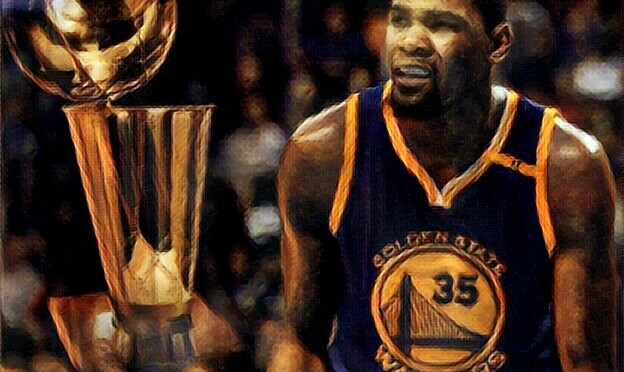 This Is All On Kevin Durant