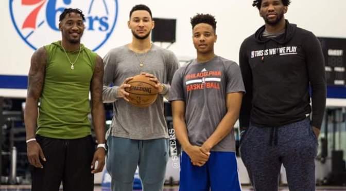 The Return of the Philadelphia 76ers