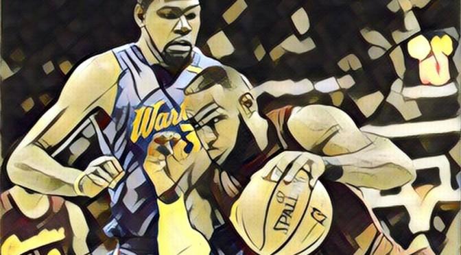 """""""Big 4"""" NBA Finals Podcast: KD, LeBron, NBA Finals and More"""