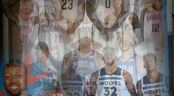 NBA Media Day: MoneYBaLL Episode 5 Podcast