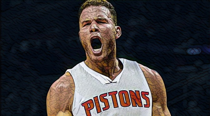 MoneYBaLL Podcast Episode 9: The Blake Griffin Pistons