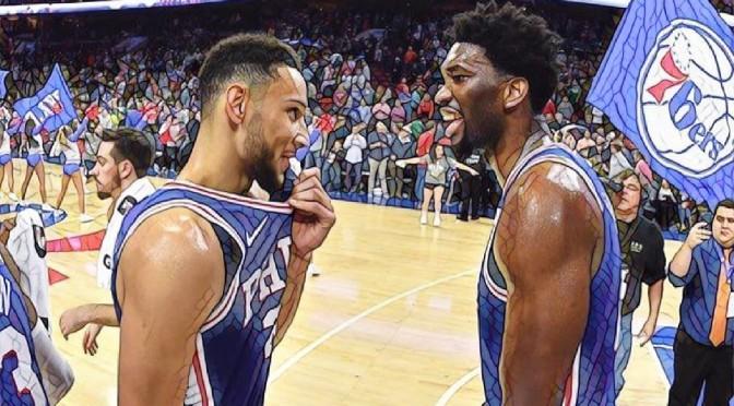 What If the Philadelphia 76ers Won the 2018 NBA Championship