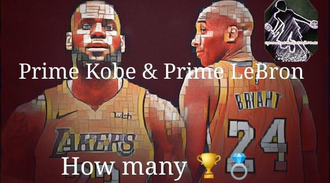 MoNeYBaLL 15: Prime Kobe & LeBron?