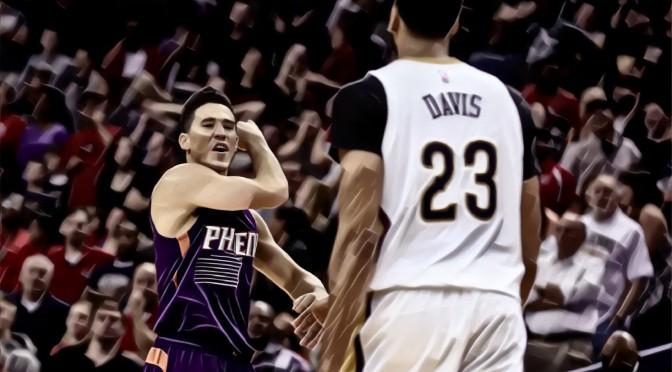 Suns Should Go After Anthony Davis