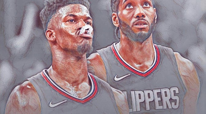 Kawhi & Jimmy Butler to the Clippers?