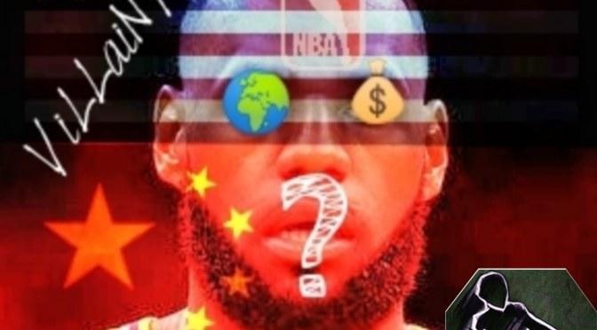 ViLLaINy IV: LeBron NBA podcast