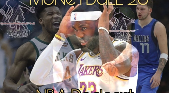 MoNeYBaLL 23 NBA Podcast ft. Opinionated MJ