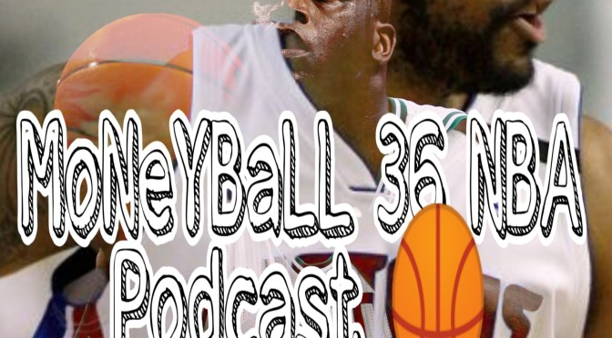 MoNeYBaLL 36 NBA Podcast: NBA Bubble, WNBA expansion, MVP talk